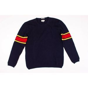 Mens Gant The Varsity Crewneck Knit Sweater